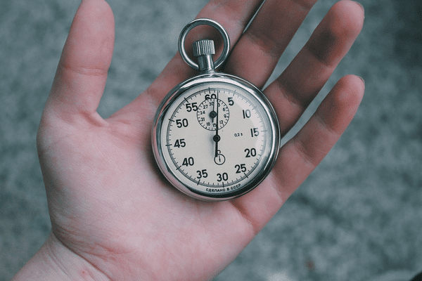 tabella di conversione minuti in centesimi