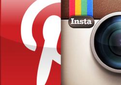 Marketing su pinterest e instagram