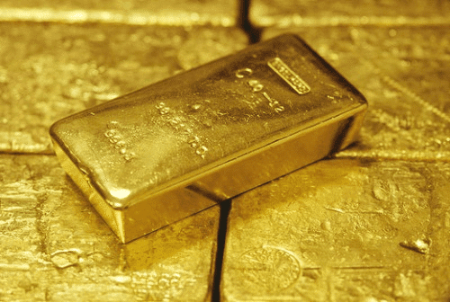 Quotazione dell'oro nel mercato internazionale