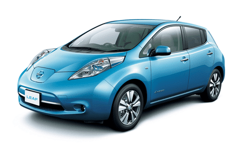 Auto ecologiche: Nissan Leaf