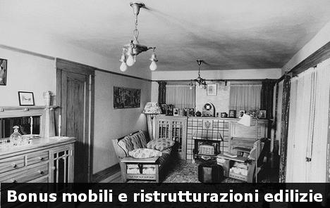 Bonus mobili e agevolazioni fiscali ristrutturazioni for Calcolo istat locazioni
