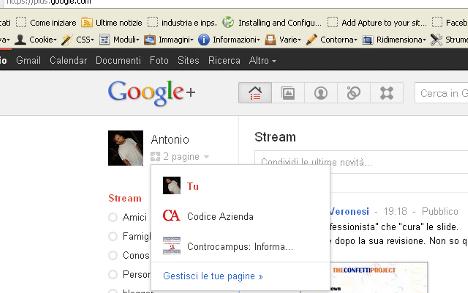 Creare e personalizzare pagine su google plus codice azienda for Calcolo istat locazioni