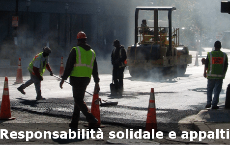 Responsabilit solidale negli appalti ambito oggettivo e for Calcolo istat locazioni