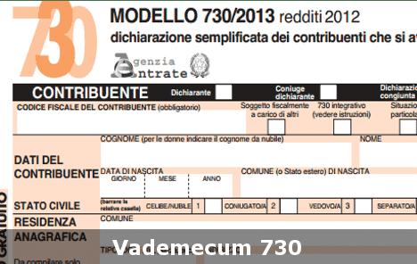 Scadenze 730 istruzioni per caf e professionisti codice for Istruzioni compilazione f24 elide