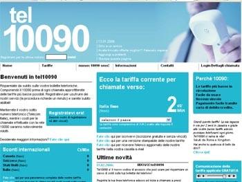 Tel10090 per risparmiare con il voip senza adsl codice for Calcolo istat locazioni